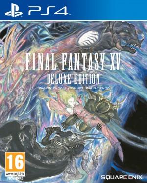 Copertina Final Fantasy XV - PS4