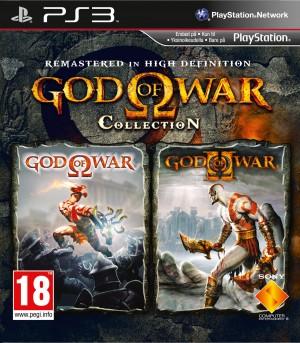 Copertina God of War Collection - PS3
