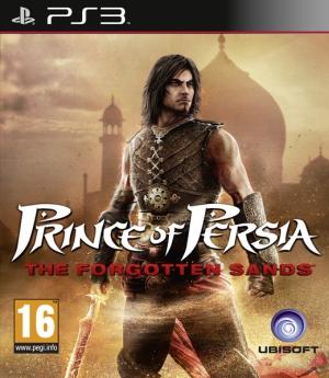 Copertina Prince of Persia: Le Sabbie Dimenticate - PS3
