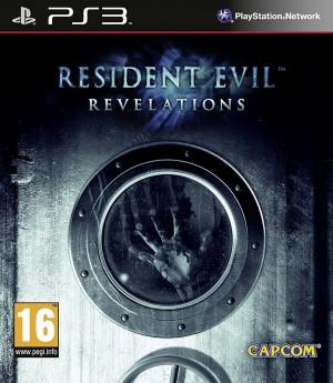 Copertina Resident Evil: Revelations - PS3