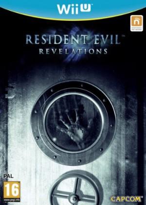 Copertina Resident Evil: Revelations - Wii U