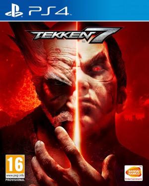 Copertina Tekken 7 - PS4