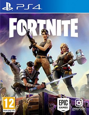Copertina Fortnite - PS4
