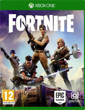 Copertina Fortnite - Xbox One