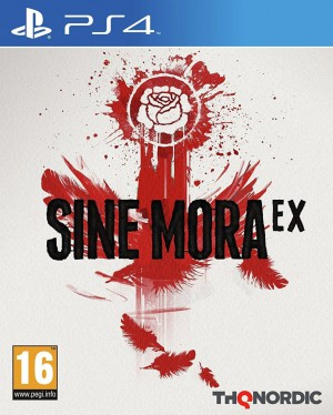 Copertina Sine Mora EX - PS4