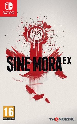 Copertina Sine Mora EX - Switch