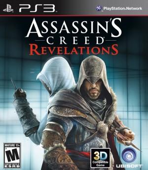 Copertina Assassin's Creed: Revelations - PS3