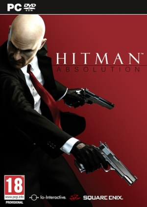 Copertina Hitman Absolution - PC