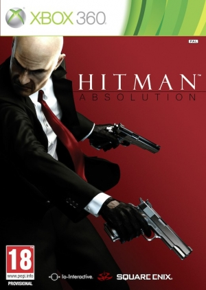 Copertina Hitman Absolution - Xbox 360