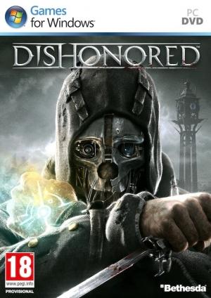 Copertina Dishonored - PC