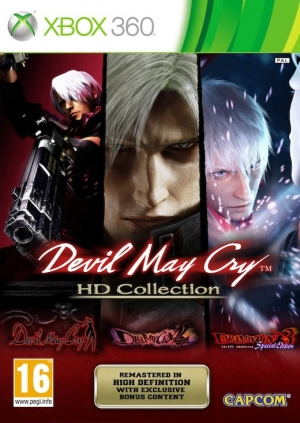 Copertina Devil May Cry HD Collection - Xbox 360