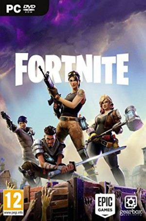 Copertina Fortnite - PC