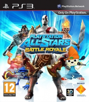 Copertina PlayStation All-Stars Battle Royale - PS3