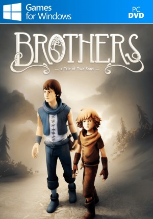 Copertina Brothers - A Tale of Two Sons - PC