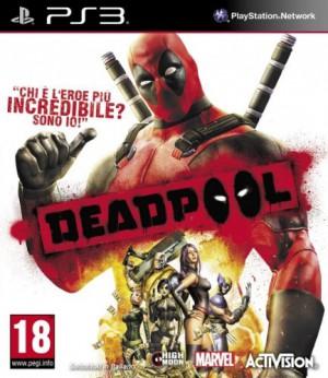 Copertina Deadpool - PS3