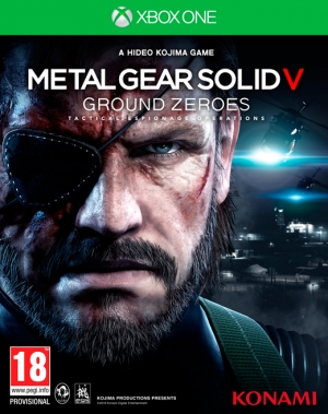 Copertina Metal Gear Solid V: Ground Zeroes - Xbox One