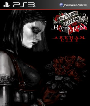 Copertina Batman Arkham City: La Vendetta di Harley Quinn - PS3