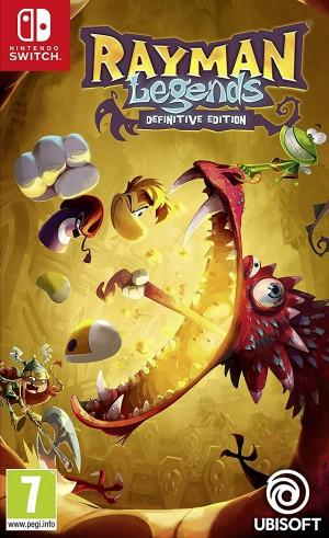 Copertina Rayman Legends - Switch