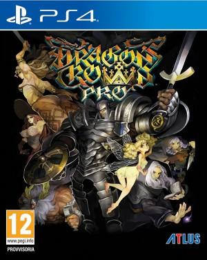 Copertina Dragon's Crown - PS4