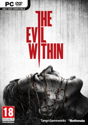 Copertina The Evil Within - PC