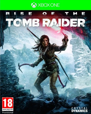 Copertina Rise of the Tomb Raider - Xbox One
