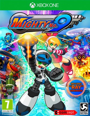 Copertina Mighty No. 9 - Xbox One