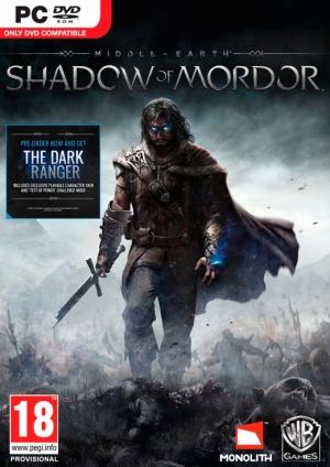 Copertina La Terra di Mezzo: L'Ombra di Mordor - PC