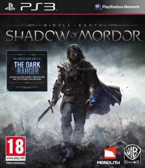 Copertina La Terra di Mezzo: L'Ombra di Mordor - PS3