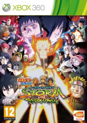 Copertina Naruto Shippuden: Ultimate Ninja Storm Revolution - Xbox 360