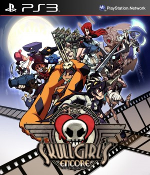 Copertina Skullgirls Encore - PS3