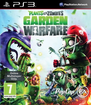 Copertina Plants vs Zombies: Garden Warfare - PS3