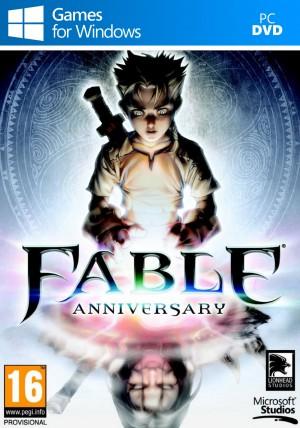 Copertina Fable Anniversary - PC