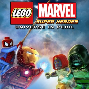 Copertina LEGO Marvel Super Heroes - iPad
