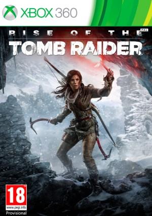 Copertina Rise of the Tomb Raider - Xbox 360
