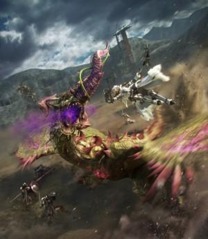 Copertina Monster Hunter Frontier Z - PS4