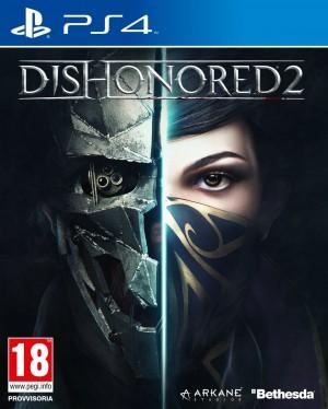 Copertina Dishonored 2 - PS4