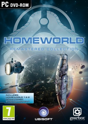 Copertina Homeworld Remastered Collection - PC