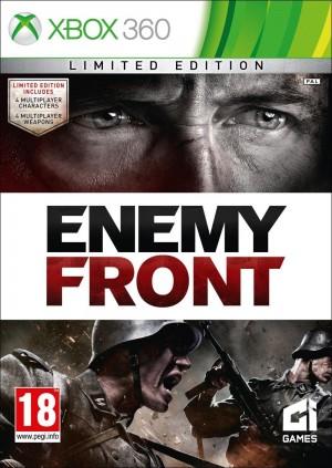 Copertina Enemy Front - Xbox 360