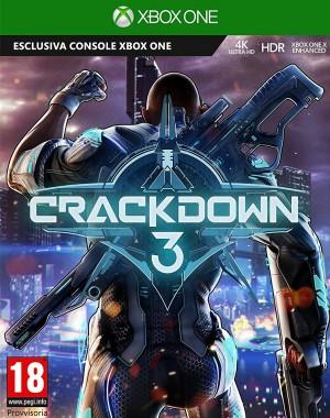 Copertina Crackdown 3 - Xbox One