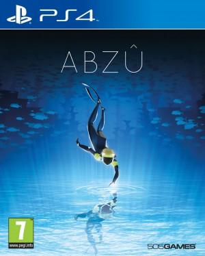 Copertina Abzu - PS4