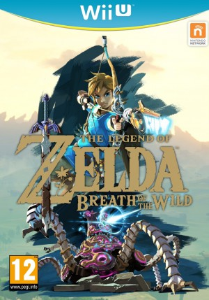 Copertina The Legend of Zelda: Breath of the Wild - Wii U