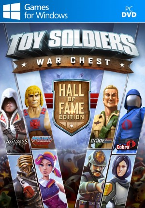 Copertina Toy Soldiers: War Chest - PC