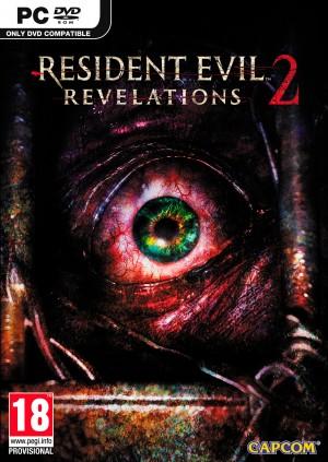 Copertina Resident Evil Revelations 2 - PC
