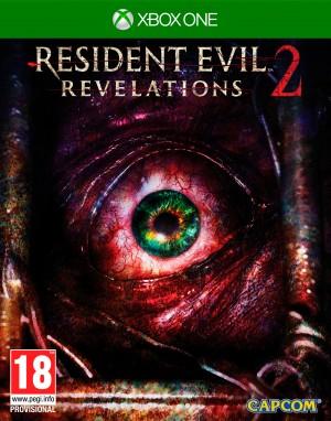 Copertina Resident Evil Revelations 2 - Xbox One