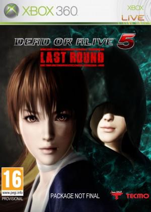 Copertina Dead or Alive 5: Last Round - Xbox 360
