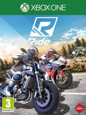 Copertina RIDE - Xbox One