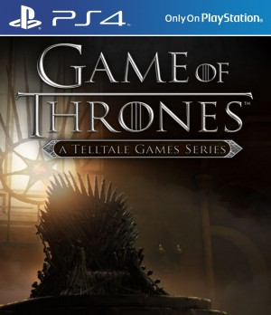 Copertina Game of Thrones Episode 1: Iron From Ice - PS4