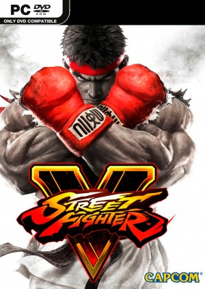 Copertina Street Fighter V - PC