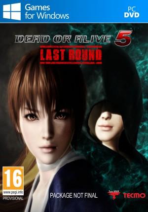 Copertina Dead or Alive 5: Last Round - PC