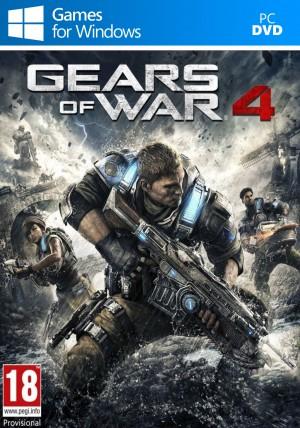 Copertina Gears of War 4 - PC